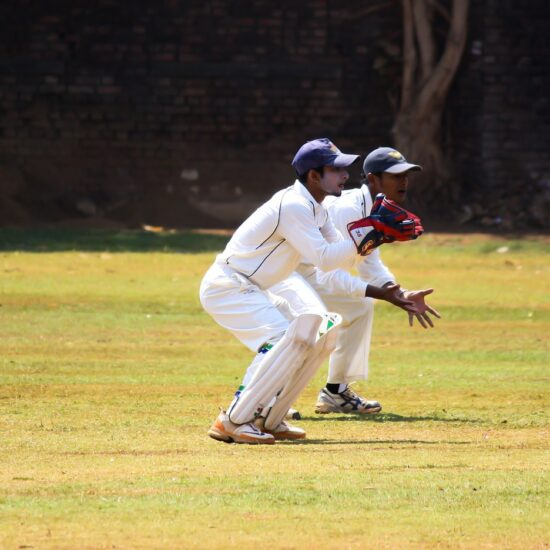 Cricket: Improve cricket fielding.